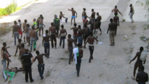Assaut massif d'immigrés subsahariens : La police avorte une tentative d'accès par la force à Mellilia