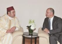 S.M Mohammed VI s'entretient avec le Roi Abdallah II de Jordanie
