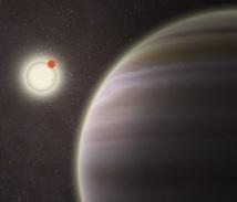 Découverte d'une planète avec quatre soleils