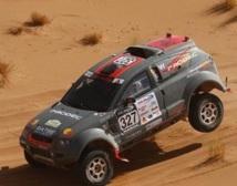 Rallye OiLibya du Maroc 2012 : Przygonski et Holowczyc remportent la 4ème étape