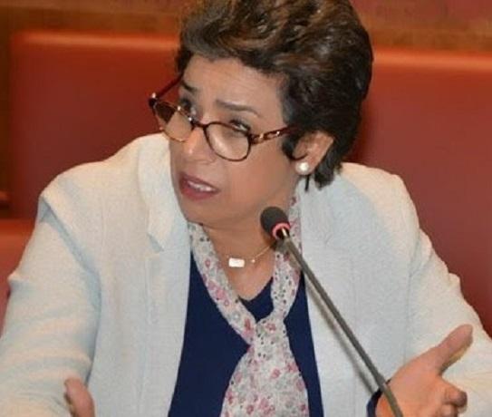 Fatiha Saddas pointe du doigt les dysfonctionnements du groupe  Al Omrane