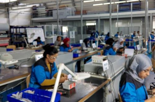 Le Maroc, une alternative pour les entreprises européennes  qui cherchent à raccourcir leurs chaînes d'approvisionnement