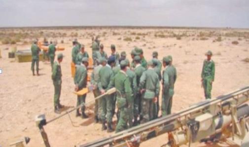Un milicien du Polisario rejoint  la mère patrie avec armes et bagages