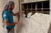 Syrie : Des pièces du musée de Maaret al-Noomane mises à l'abri