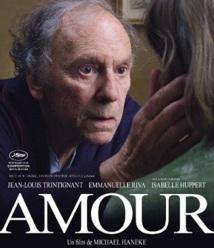 """Palme d'or du dernier Festival de Cannes : """"Amour"""" de Michael Haneke au programme des Semaines du film européen"""