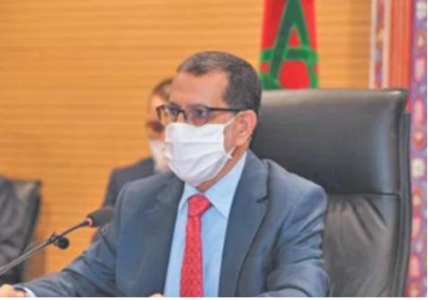 Saad Dine El Otmani : Les leçons tirées de la pandémie seront  étroitement liées à l'élaboration du nouveau modèle de développement