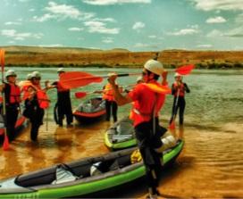Déconfinement : Les enfants kayakistes retrouvent leur activité sportive préférée