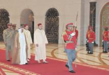 Tournée Royale dans le Golfe : Arrivée de S.M le Roi Mohammed VI au Koweït