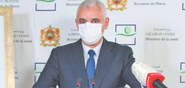 Khalid Aït Taleb : Il y a eu relâchement dans  le respect des mesures sanitaires depuis le début de la troisième phase de la levée du confinement