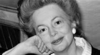 """Olivia de Havilland, la Melanie  d'""""Autant en emporte le vent"""""""