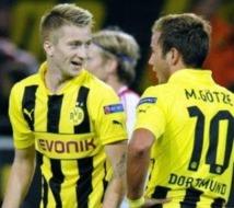 Bundesliga : Schalke et Dortmund s'imposent dans la douleur