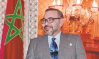 Message de vœux, de fidélité et de loyalisme de la famille des FAR à S.M le Roi à l'occasion de la Fête du Trône