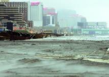 Quand la nature influence le politique :   Sandy risque de compliquer l'élection présidentielle américaine