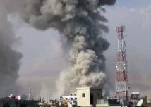 Les hostilités font rage en Syrie : Violents raids aériens aux abords de Damas