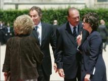 Comment la GB s'était adjugeé les JO : Grâce à une pique de Cherie Blair contre Chirac