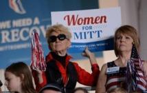 Les femmes, un électorat-clé à choyer dans la course à la Maison Blanche