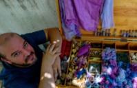 En Tunisie, un passionné de la pourpre ressuscite ce pigment antique