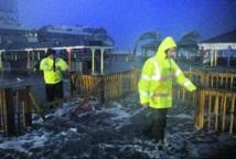 New York inondée et sans électricité : La tempête Sandy frappe les Etats-Unis de plein fouet