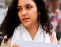Ecrivains et stars de Hollywood appellent l'Egypte à libérer Sanaa Seif