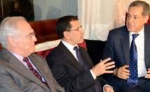 Avant de s'envoler vers Laâyoune,  Ross rencontre les leaders des partis politiques : Abdelouahed Radi : Nous œuvrons pour une solution pacifique