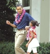 People : Obama  dévoile sa playlist