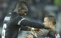 Calcio La Juve et l'Inter s'en tirent à bon compte