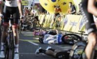 Tour de Pologne : L'état de Jakobsen stabilisé, coureur placé dans le coma