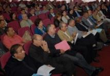 Réunion de la commission préparatoire et session du Conseil national