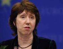 Catherine Ashton en visite de travail au Maroc