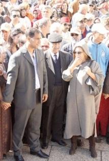 Assia Elaoudie, la femme offrande