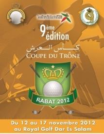 9ème édition de la Coupe du Trône de golf