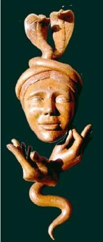 En Inde, les sculpteurs de divinités  immortalisent désormais les défunts