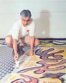 Arts plastiques : Youssef Satouri distingué par Artmajeur