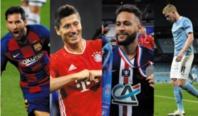 Messi,  Lewandowski, Neymar,  De Bruyne...  L'heure de briller