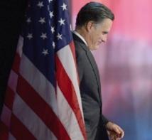 """Mitt Romney à propos de sa défaite à la présidentielle : """"J'aurais aimé être capable d'assouvir vos rêves"""""""