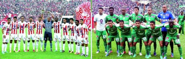 Les derbies de la métropole et de la capitale ont tenu leurs promesses : FAR-Raja, du lourd pour la finale de la Coupe du Trône