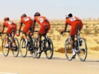 L'EN de cyclisme en stage de préparation à Ifrane