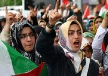 Ankara  condamne la politique coloniale d'Israël