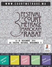 Le Festival du court-métrage marocain de Rabat, repart à l'aventure : Une  troisième édition, variée en activités et riche en contenu
