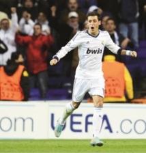 Özil, le sauveur de Mourinho