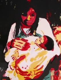 """Vente aux enchères à Tanger : Couleurs """"mères"""""""