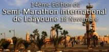 Le 14ème semi-marathon international de Laâyoune le 18 novembre