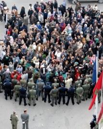 """Exclus du processus de réforme de la justice : Les greffiers poursuivent leur """"Intifada"""" contre Ramid"""