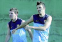 """Pour Vilanova: """"Messi  et Villa  s'entendent très bien"""""""