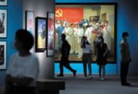 La Chine fait entrer le Covid au musée