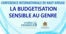 Conférence internationale de haut niveau sur la BSG : Appel à améliorer le financement pour promouvoir l'égalité hommes-femmes