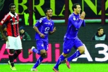 La Fiorentina surclasse le Milan : Le retour gagnant d'El Hamdaoui
