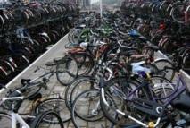 L'utopie cycliste néerlandaise menacée par son propre succès