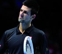 Masters de tennis de Londres : Novak Djokovic confirme en vrai champion
