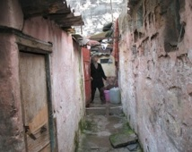 Intempéries : Effondrement de plusieurs habitations à Oujda